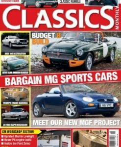 Classics Monthly (UK) Magazine 12 Month Subscription