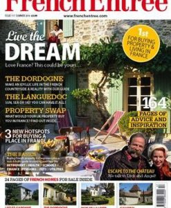 French Entree Magazine (UK) Magazine 12 Month Subscription