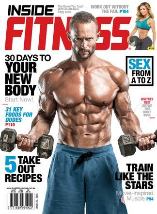Inside Fitness Magazine 12 Month Subscription