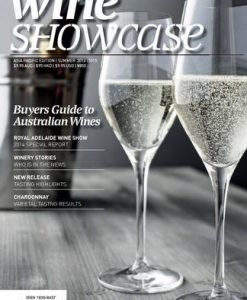 Wine Showcase Magazine 12 Month Subscription