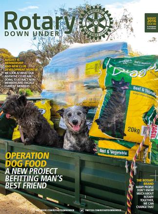 Rotary Down Under Magazine 12 Month Subscription