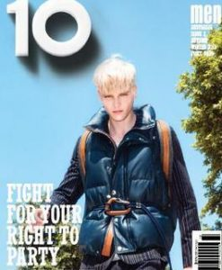 10 MEN Magazine 12 Month Subscription