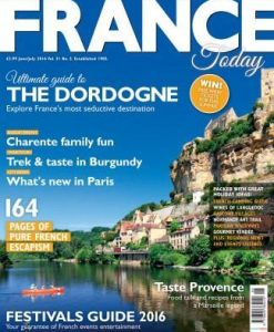 France Today (UK) Magazine 12 Month Subscription