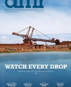 Australasian Mining Review Magazine 12 Month Subscription