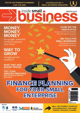 Inside Small Business Print & Digital Magazine 12 Month Subscription