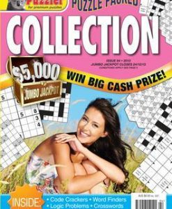 Puzzler Collection Magazine 12 Month Subscription
