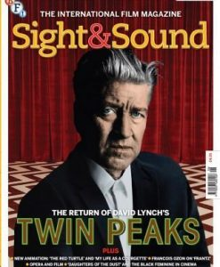 Sight and Sound (UK) Magazine 12 Month Subscription