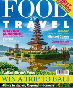 Food and Travel (UK) Magazine 12 Month Subscription