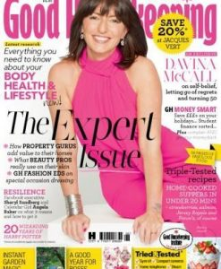 Good Housekeeping (UK) Magazine 12 Month Subscription