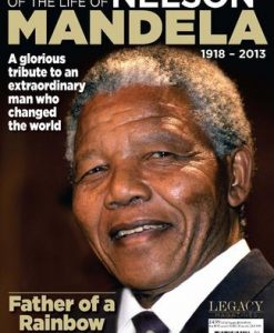 A Celebration of the Life of Nelson Mandela (UK) Magazine 12 Month Subscription