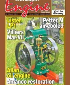 Stationary Engine (UK) Magazine 12 Month Subscription