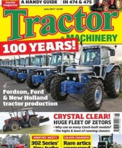 Tractor & Machinery (UK) Magazine 12 Month Subscription
