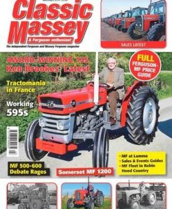 Classic Massey & Ferguson Enthusiast (UK) Magazine 12 Month Subscription