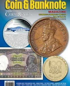 Australasian Coin & Banknote Magazine 12 Month Subscription