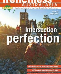 Trenchless Australasia Magazine 12 Month Subscription