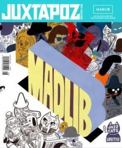 JUXTAPOZ (UK) Magazine 12 Month Subscription