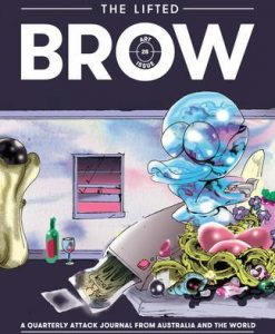 The Lifted Brow Magazine 12 Month Subscription