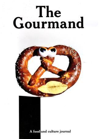 The Gourmand Magazine 12 Month Subscription
