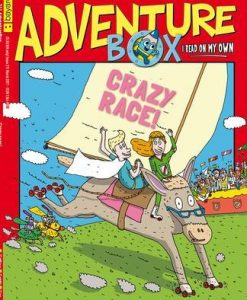 AdventureBox Magazine 12 Month Subscription