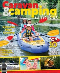 Caravan & Camping with Kids Magazine 12 Month Subscription
