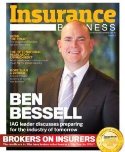 Insurance Business Magazine 12 Month Subscription