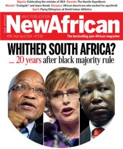 New African Magazine 12 Month Subscription