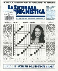 La Settimana Enigmistico Magazine 12 Month Subscription