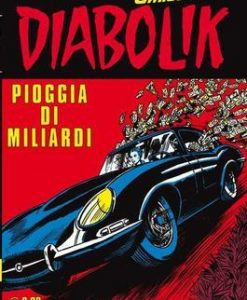 Diabolik Swiss (Italy) Magazine 12 Month Subscription
