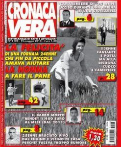 Nuovo Cronaca Vera (Italy) Magazine 12 Month Subscription
