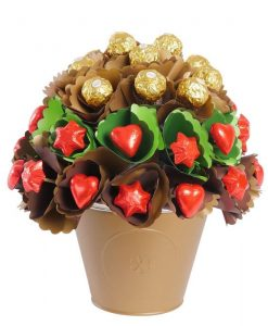Rose Garden Medium Chocolate bouquet