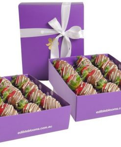 Two Dozen Choc-Dipped Strawberries