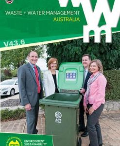 Waste + Water Management Australia Magazine 12 Month Subscription