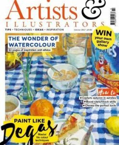Artists & Illustrators (UK) Magazine 12 Month Subscription