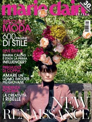 Marie Claire (Italy) Magazine 12 Month Subscription