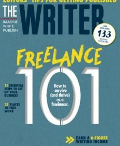 The Writer (USA) Magazine 12 Month Subscription