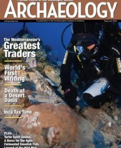 Archaeology (USA) Magazine 12 Month Subscription