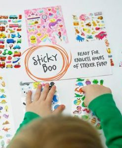 StickyBoo Stickers Magazine 12 Month Subscription