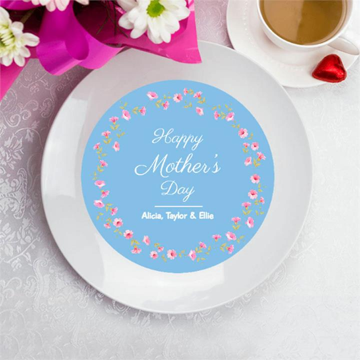 The Best Mother's Day Ceramic Plate