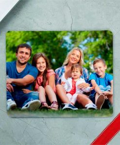 Rectangle Photo Mouse Mat
