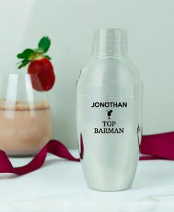Personalised Cocktail Design Shaker