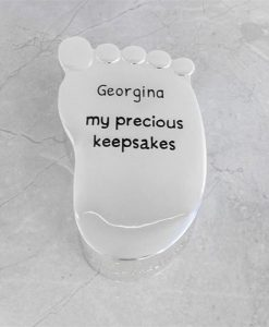 Precious Keepsake Foot