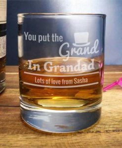 The Grand Old Whisky Tumbler