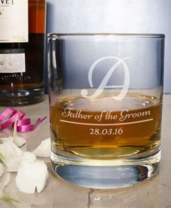 Anything Goes Whisky Glass