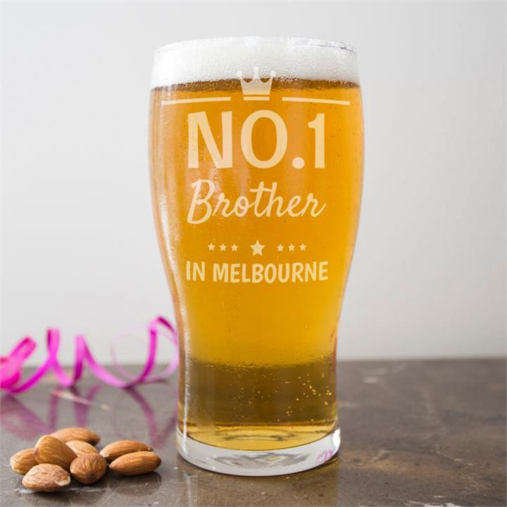 The No.1 Beer Glass