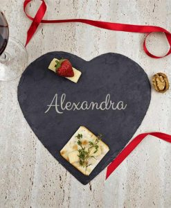 Your Personalised Heart Slate