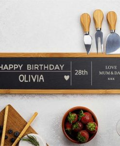 Happy Birthday Sweetheart Serving Board