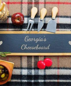 Your Own Personalised Cheese Board