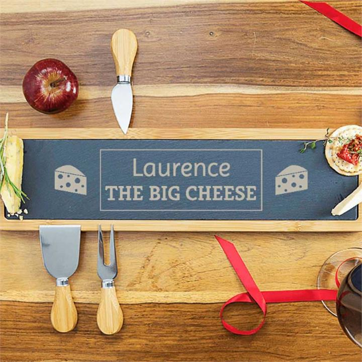 The Big Cheese Serving Board