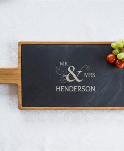 Happy Couples Serving Board