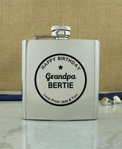 Stylish Conventional Hip Flask